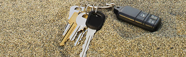 Are you lost car key dallas
